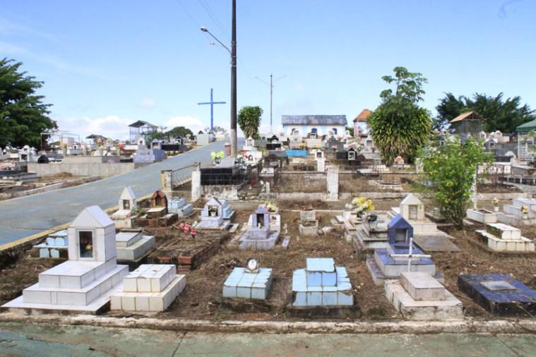 TUDO PRONTO – Milhares de pessoas são aguardadas nos cemitérios da capital para o Dia de Finados
