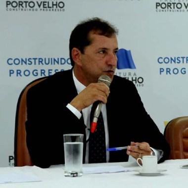 Hildon Chaves parabeniza e enaltece servidores da Prefeitura de Porto Velho