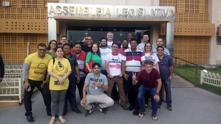 APROVADO – Servidores do Judiciário em RO conquistam direito à seis horas de expediente