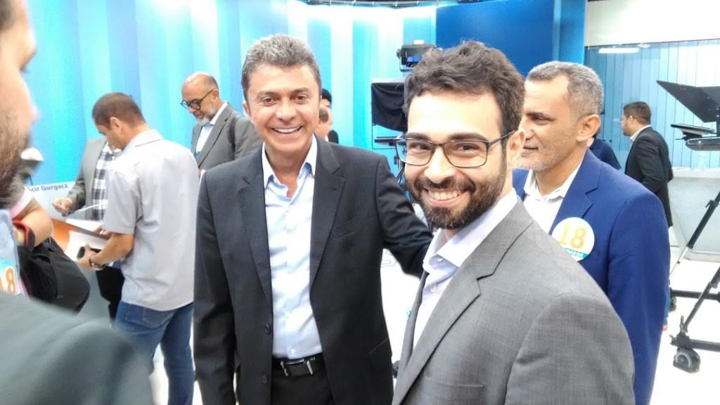 ELEIÇÕES – Expedito Júnior vai pedir permissão para apresentar proposta de Vinicius Miguel