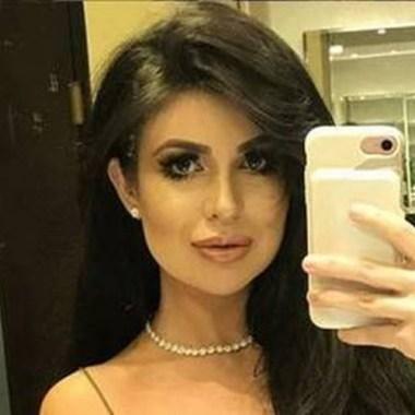 Clicada com Mourão, maquiadora já foi presa pela PF e ficou cara a cara com Moro
