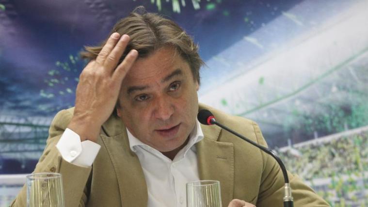 Dono da Crefisa tenta penhorar título de ex-presidente do Palmeiras