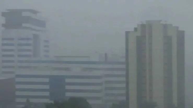 TEMPO – Terça-feira com previsão de chuva para todo estado
