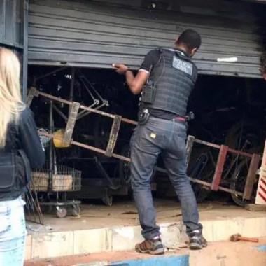 """NOVAS PRISÕES – Polícia Civil nao descarta novas prisões na operação """"Pau Oco"""""""