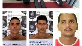 PERDEU – Assaltante invade residência troca tiros com a PM e acaba morto; comparsas foram presos