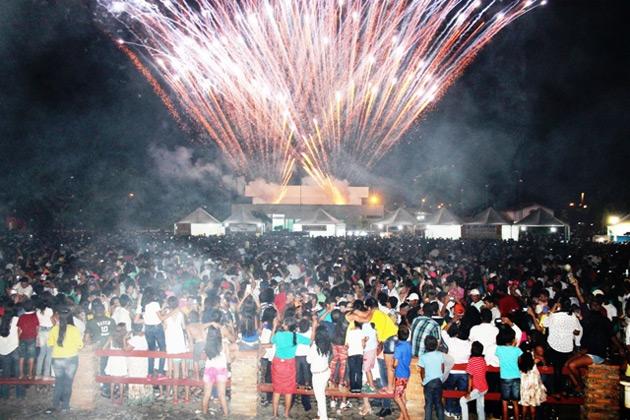 """REVEILLON – Quase 10 atrações agitam a """"Festa da Virada"""" em Porto Velho"""