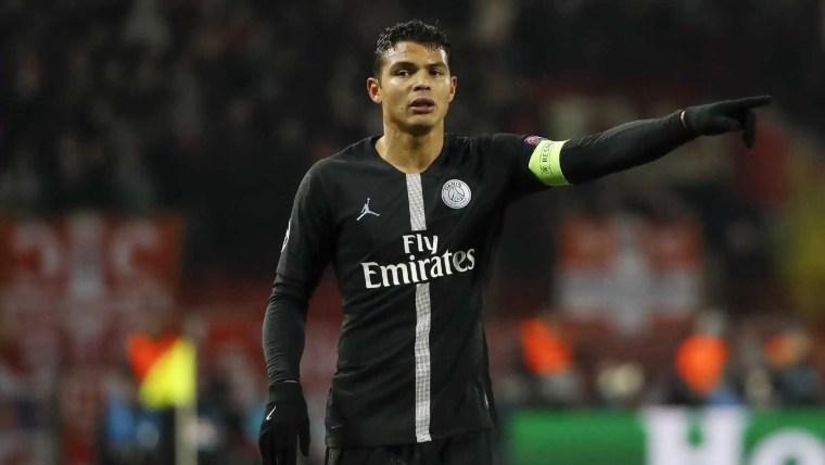 Casa de Thiago Silva em Paris é assaltada durante jogo do PSG