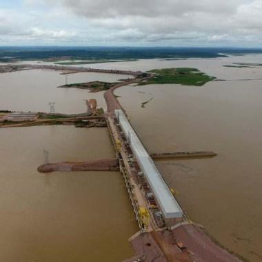 Jirau, Santo Antonio e Belo Monte receberam R$ 42,9 bilhões do BNDES