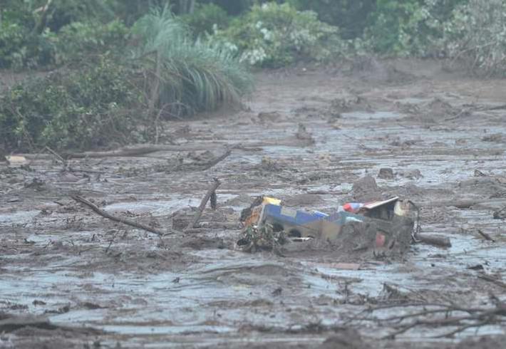 Número de mortos em Brumadinho chega a 58 e desaparecidos são 305
