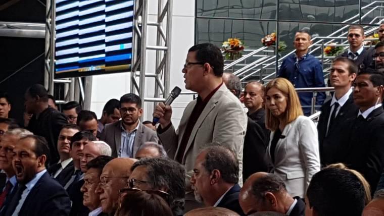 Governador Marcos Rocha afirma que não apoia chapa para presidente da ALE-RO