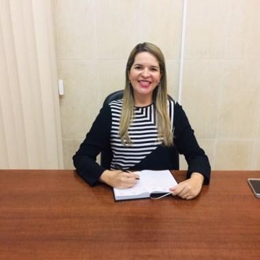 Ana Maria Negreiros é apresentada como nova secretária-adjunta da Semasf