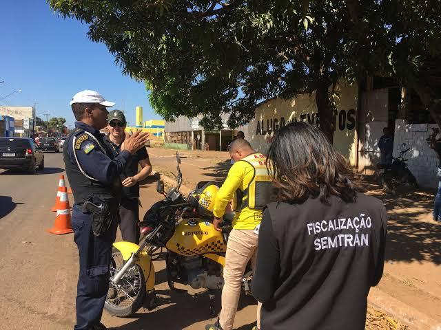 MOBILIDADE – Prefeitura reforça fiscalização para coibir transporte clandestino em Porto Velho