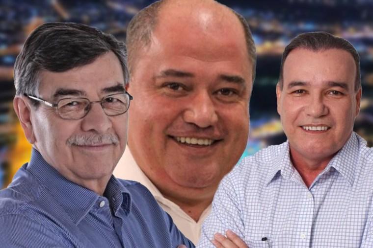 Marcito Pinto, Jesualdo Pires e José Bianco estão na mira do TCE/RO; saiba por quê