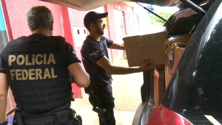 PF prende empresário de RO envolvido em lavagem de dinheiro e tráfico