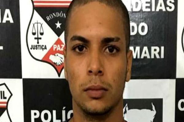Suspeito de invadir casa e matar vítima dormindo é preso pela Polícia