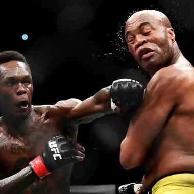 Anderson Silva é derrotado por Israel Adesanya no UFC 234, na Austrália