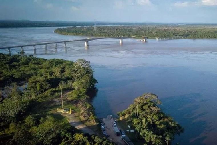 Bolsonaro inaugura em setembro ponte que liga Porto Velho à Rio Branco(AC)