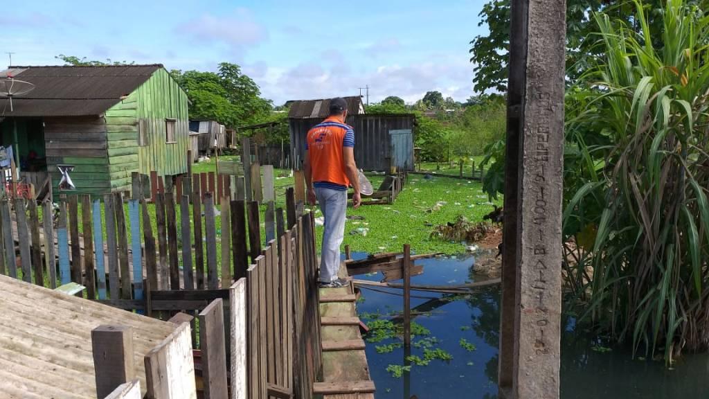 b4a5c8c5 b11c 4d0c bb9b 1b4c50f5caea - ENCHENTE - Rio madeira atinge BR 319 na cabeceira da ponte e pode isolar acesso a Humaitá nas próximas horas
