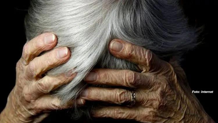 Idosa de 65 anos é agredida e esfaqueada pelo próprio filho na Zona Sul