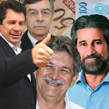 Governo de Rondônia tem 10 dias para apresentar ao Tribunal de Contas os processos relacionados às pensões vitalícias de Raupp, Bianco, Cassol e Cahúlla
