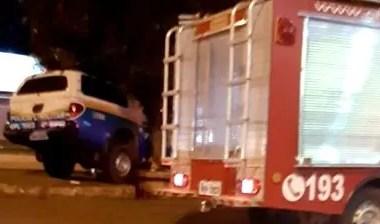 Viatura da PM mata idoso atropelado durante perseguição em Rondônia