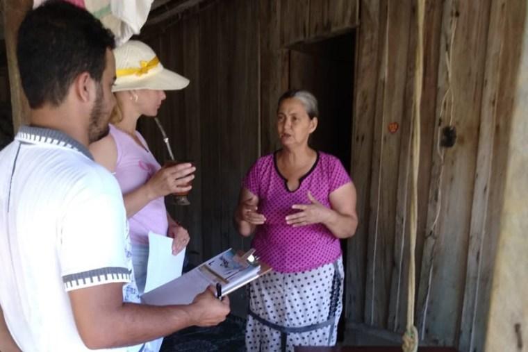 Deputado Ismael Crispin ouve anseios de moradores de São Miguel do Guaporé