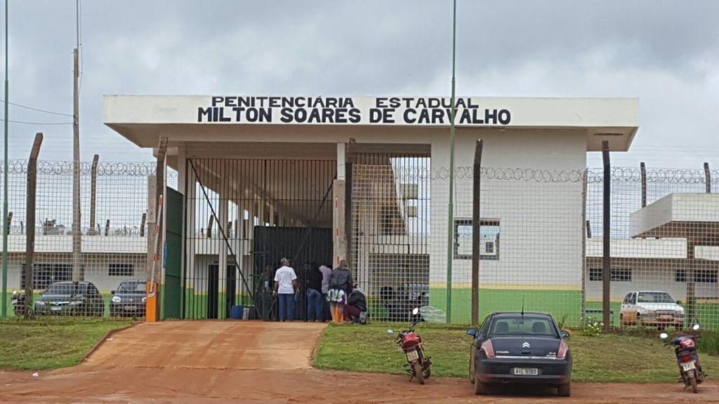 Polícia Militar registra nova fuga em massa de Presídio da capital