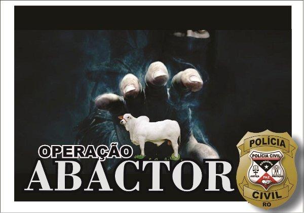 """Polícia Civil deflagra operação """"Abactor"""" na região de Machadinho do Oeste"""