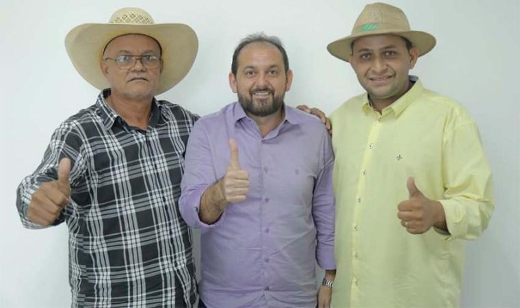 Presidente da Assembleia declara apoio à candidatura de Valteir Queiroz para Prefeitura de Candeias do Jamari