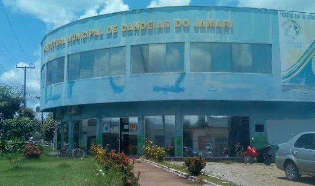 Quatro candidatos concorrem à vaga de prefeito de Candeias do Jamari