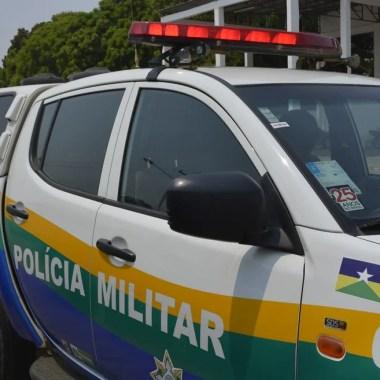 Bandidos armados com fuzis atiram em policiais durante perseguição após a ponte dobre o Rio Madeira
