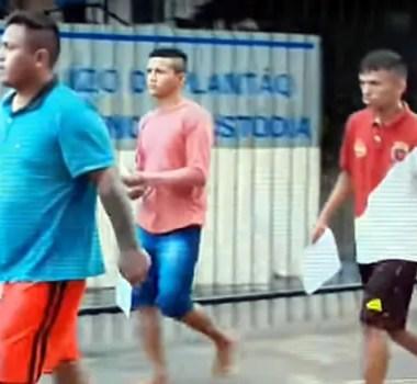 Criminosos executam sargento da PM no Amazonas e são liberados na audiência de custódia