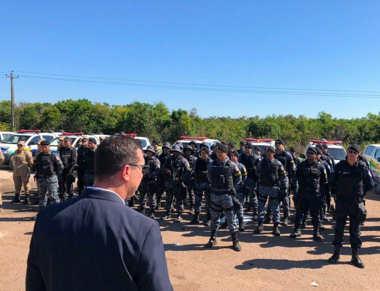 Operação Fronteira Mais Segura cumpre 37 mandados e 12 pessoas são presas em flagrante em Rondônia