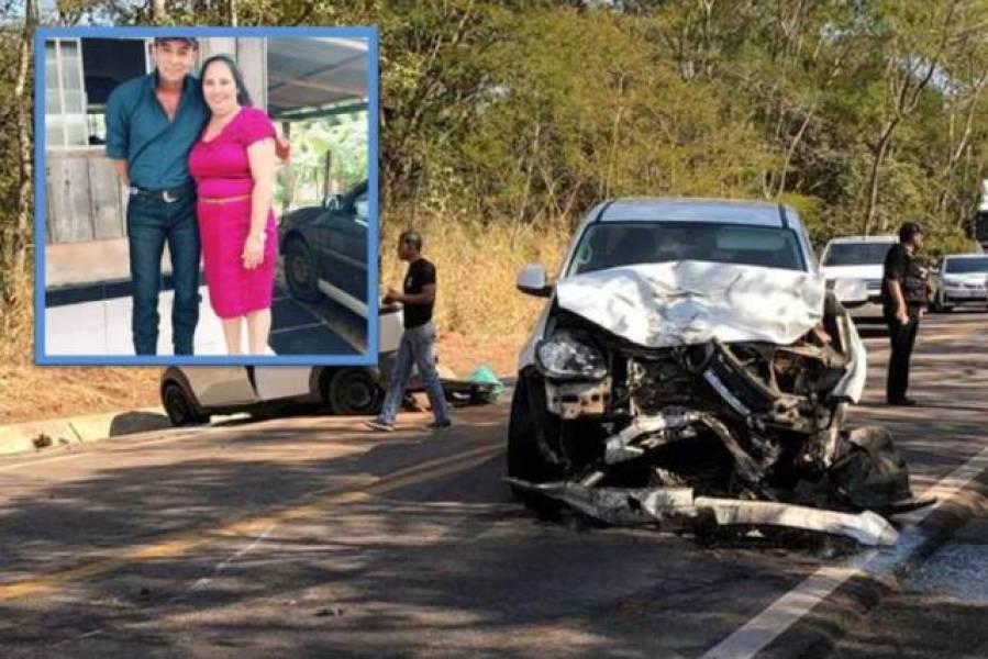 PRF divulga detalhes de acidente que matou casal de Rondônia em rodovia do Mato Grosso+