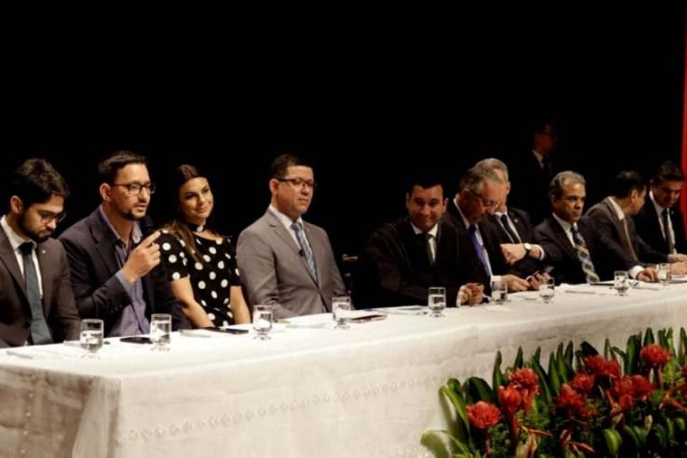 Deputado Anderson Pereira participa de cerimônia de posse do novo defensor público geral de Rondônia