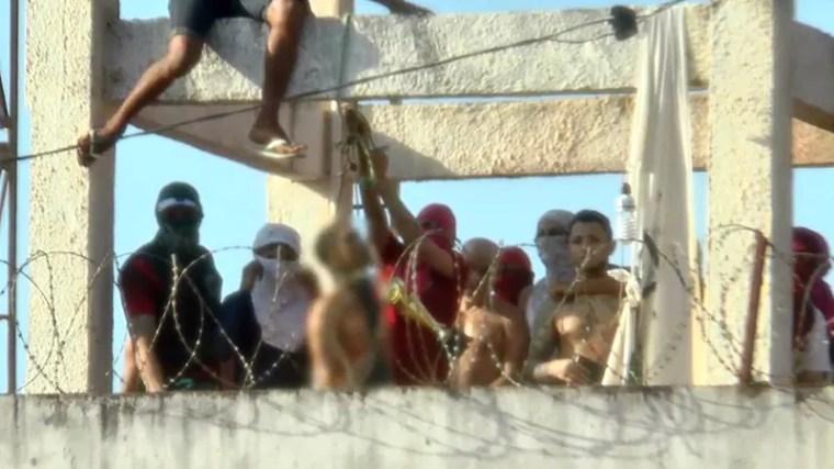 Rebelião em presídio deixa 52 mortos no Pará