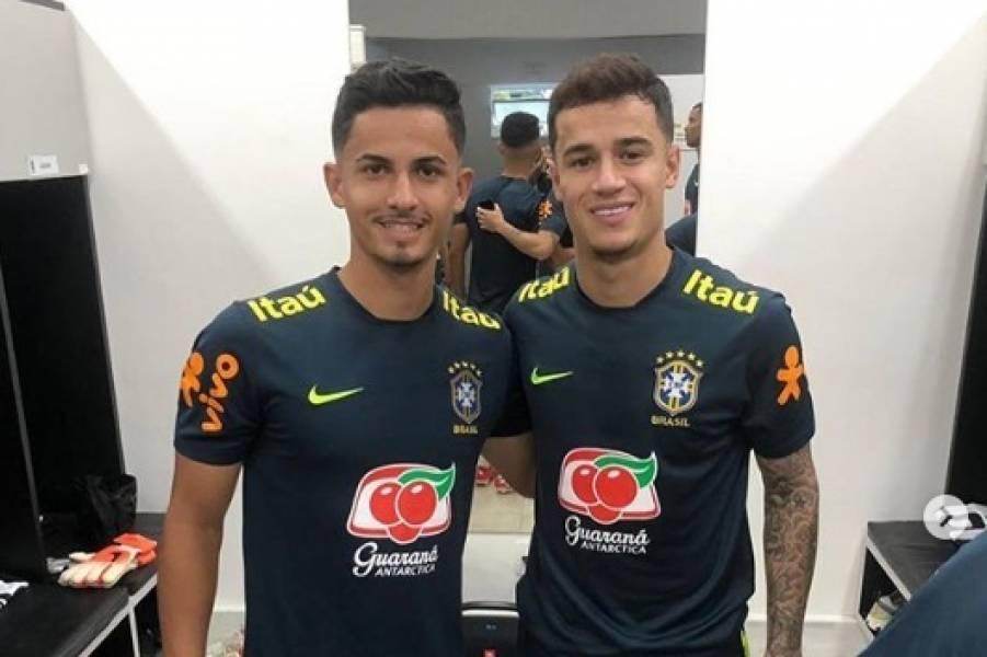 Convocado para completar treinos da Seleção, Rondoniense vive final de semana mágico