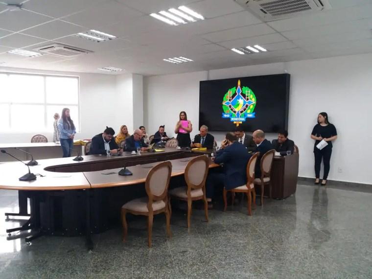 Pedido de impeachment do governador Marcos Rocha é arquivado pela Comissão de Constituição e Justiça da ALE/RO