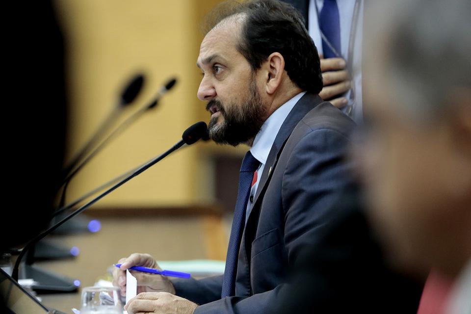 Laerte Gomes requer informações da Sesau sobre denúncias referentes a hospital