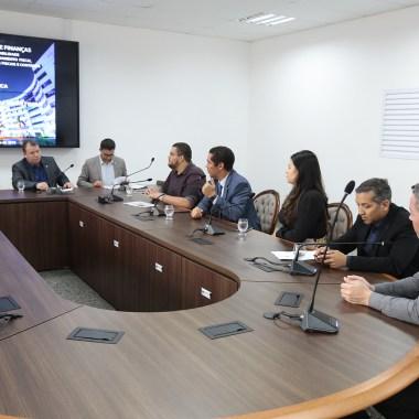 Rondônia continua com status de bom pagador, diz secretário de Finanças na Assembleia