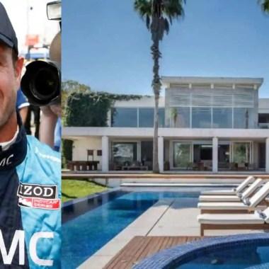 Rubens Barrichello coloca mansão à venda por R$ 22 milhões