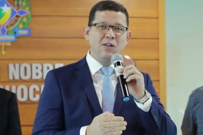 Governador Marcos Rocha a importância do combate a corrupção