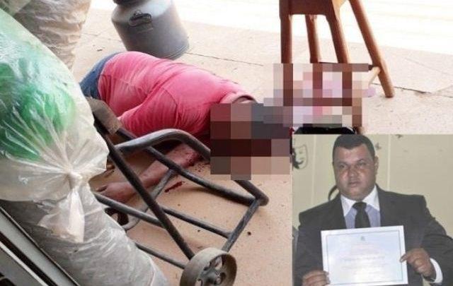 Ex-vereador de Cujubim é executado com mais de 10 tiros em bar