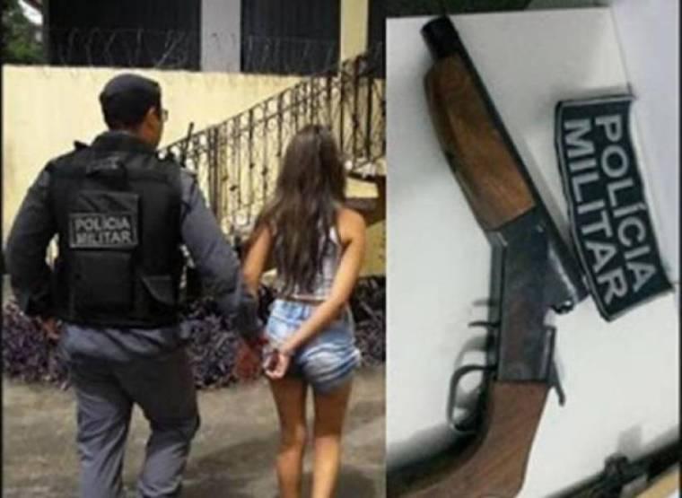 Fake News contra o MP mentem, não houve pedido de prisão de menina de 12 anos que atirou em garimpeiro