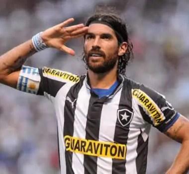 FECHADO – Loco Abreu é contratado por time de Rondônia e vai jogar o campeonato estadual