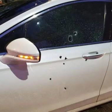 VIOLÊNCIA – Corretor é crivado a balas no portão de casa em Porto Velho