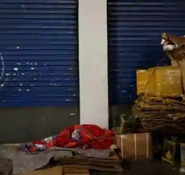 4 moradores de rua morrem, após ingerir bebida