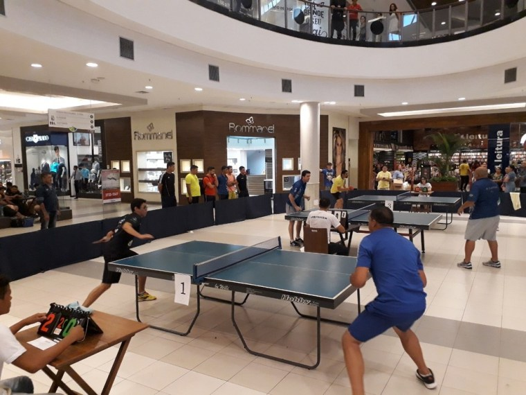 Atletas da capital e do interior podem participar do 2° Rondoniense de Tênis de Mesa