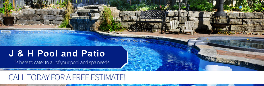 pool contractor construction services