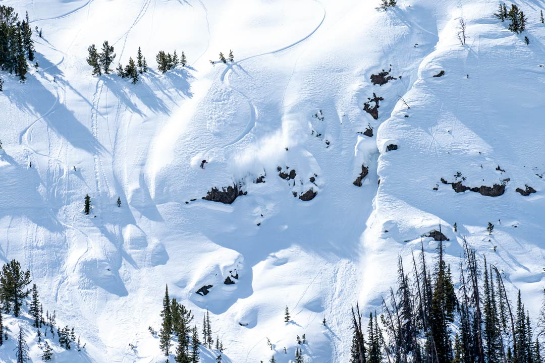 snowboarding. 19-20 JHSM. Travis Rice, Wyoming. Photo: Ming Poon